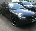 Henkilöauto BMW 525 D, farmari 2,5 l, vm. 2005, TAX FREE
