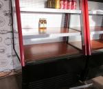 Norpe kylmä vitriini, 90 x 65 x 138 cm (l x s x k)