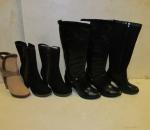Naisten kengät Stesso, 6 paria, näyttely kappalet, loppuerä