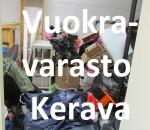 Pienvarasto, vuokravarasto, minivarasto,  n. 6 m² (99)Kera