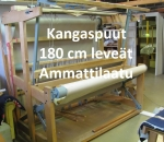 Kangaspuut Normalo ammattikäyttöön, 1800 mm leveä, Lohja