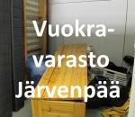 Pienvarasto, vuokravarasto, minivarasto,  n. 4 m² (06)Jär