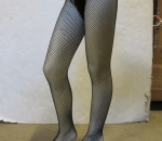 Fishnet tights verkkosukat, 100% nylonia, 1 ltk, n. 200 paria