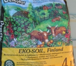 Eko-soil Finland multa, 4l säkki, 30 kpl