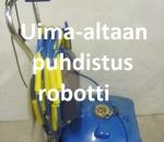 Uima-altaan automaattinen puhdistaja Grampus HF-2000