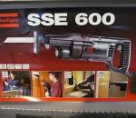 Atlas Copco SSE 600 puukkosaha, 550W