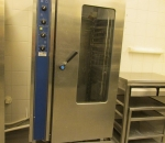Kiertoilmauuni Metos System Rational Self Cooking Center MSR 201, 34 kW