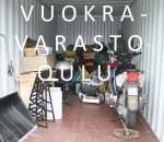 Vuokrakontti/varasto, 14 m2, Oulu (59020)
