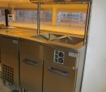 Lämpöhaude Metos Proff BM-800-TDR, 2 ovinen, ylähyllyllä