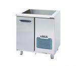 Kylmäallas ja kylmäkaappi Metos Proff BT-800-DSL-MPL