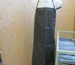 Esiliina, suojaessu, PVC / kumi, 35 kpl
