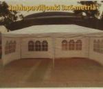 Juhlapavilionki 3 x 6 m, 2 kpl