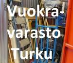 Pienvarasto, vuokravarasto, minivarasto,  n. 3,5 m² (66)tur