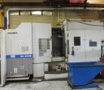 Okuma Okuma MA-60HB Vaakakarainen CNC- työstökeskus työkaluineen vm. 2000