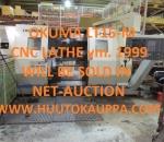 OKUMA LT15-M CNC SORVI VM. 1999
