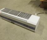 Oviverhopuhallin / Tuulikaappi / Ilmaverho Frico Thermozone AC-206. 5,5 kW, käytetty