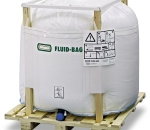 Varavesisäiliö, vesi/neste säiliö, Fluid-bag, VS-1 , 1000 l