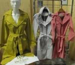 Naisten  trenssitakki, De Lizza,  eri kokoja / värejä,  loppuerä