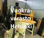 Pienvarasto, vuokravarasto, minivarasto,  n. 10 m² (223)Val
