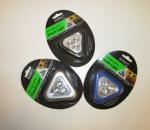 Touch Light - Ledvalo, toimii 3 x AAA paristoilla, tarrakiinnitys, n. 35 kpl