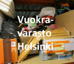 Pienvarasto, vuokravarasto, minivarasto,  n. 3 m² (008)hei