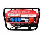 Generaattori Storm Kraft SK-8500, käyttämätön, alkuperäisessä pakkauksessa, 1 kpl