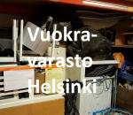 Pienvarasto, vuokravarasto, minivarasto,  n. 6 m² (33A)hei