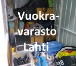 Pienvarasto, vuokravarasto, minivarasto, n. 4 m² (962)lah