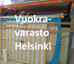 Pienvarasto, vuokravarasto, minivarasto, n. 4 m² (106)hei
