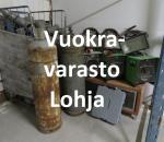 Pienvarasto, vuokravarasto, minivarasto,  n. 2,5 m² (022)sii
