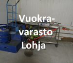 Pienvarasto, vuokravarasto, minivarasto,  n. 2 m² (021)sii