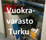 Pienvarasto, vuokravarasto, minivarasto,  n 9.m² (447)tku