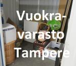 Pienvarasto, vuokravarasto, minivarasto,  n. 5 m² (202)tre