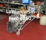 Lattiajyrsin Ferox 260 ?