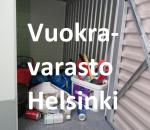 Pienvarasto, vuokravarasto, minivarasto,  n. 1 m² (312)tik