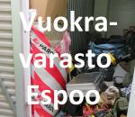 Pienvarasto, vuokravarasto, minivarasto,  n. 5 m² (225)klo