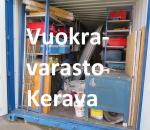 Pienvarasto, vuokravarasto, minivarasto,  n. 14 m² (006)ker