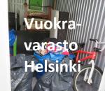 Pienvarasto, vuokravarasto, minivarasto,  n. 4 m² (612)tik
