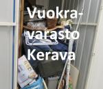 Pienvarasto, vuokravarasto, minivarasto, n. 4 m² (355)ker