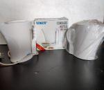 Vedenkeitin Unit UEK-204C, 1,7 litraa, 1850-2200W, 12 kpl