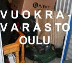 Vuokravarasto,  3 m2, Oulu (9085)