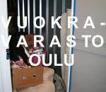 Vuokravarasto,  4 m2, Oulu (9159)