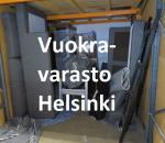 Pienvarasto, vuokravarasto, minivarasto,  n. 5 m² (039)hei