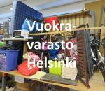 Pienvarasto, vuokravarasto, minivarasto,  n. 6  m² (119)hei