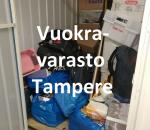 Pienvarasto, vuokravarasto, minivarasto,  n. 5 m² (236)tre