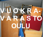 Vuokrakontti, vuokravarasto, n. 14 m² (011)oulu
