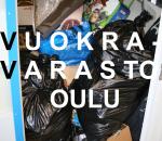 Pienvarasto, vuokravarasto 2 m2, Oulu (342)