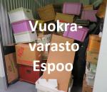 Pienvarasto, vuokravarasto, minivarasto, n. 8 m² (241)klo