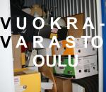 Pienvarasto, vuokravarasto 3 m2, Oulu (079)
