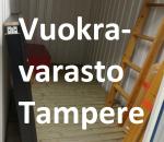 Pienvarasto, vuokravarasto, minivarasto, n. 7 m² : 499tre
